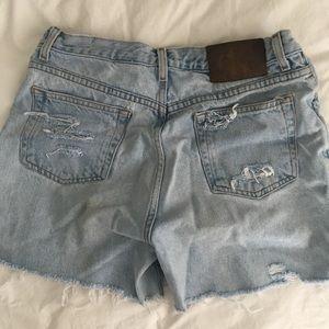 Calvin Klein Jeans Shorts - Denim shorts